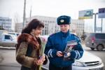 8 марта 2013 - Hyundai с ГИБДД поздравляют атоледи - Волгоград Фото 22
