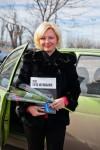 8 марта 2013 - Hyundai с ГИБДД поздравляют атоледи - Волгоград Фото 24