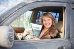 8 марта 2013 - Hyundai с ГИБДД поздравляют атоледи - Волгоград Фото 26