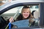 8 марта 2013 - Hyundai с ГИБДД поздравляют атоледи - Волгоград Фото 3