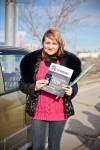 8 марта 2013 - Hyundai с ГИБДД поздравляют атоледи - Волгоград Фото 4