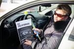 8 марта 2013 - Hyundai с ГИБДД поздравляют атоледи - Волгоград Фото 6