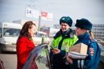 8 марта 2013 - Hyundai с ГИБДД поздравляют атоледи - Волгоград Фото 7