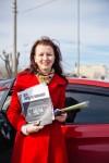 8 марта 2013 - Hyundai с ГИБДД поздравляют атоледи - Волгоград Фото 8