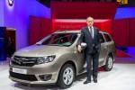Dacia Logan MCV 2013 Фото 13