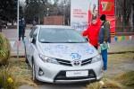 Масленица и презентация нового Toyota Rav4  фото 06