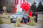 Масленица и презентация нового Toyota Rav4  фото 07
