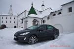 Тест-драйв Peugeot 408 Фото 22