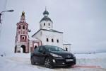 Тест-драйв Peugeot 408: Москва - Суздаль