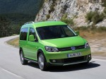 Volkswagen Caddy Cross 2013 Фото 02