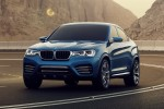 BMW X4 Concept 2013 Фото 15