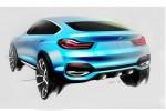 BMW X4 Concept 2013 Фото 21