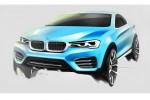 BMW X4 Concept 2013 Фото 22