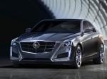 Cadillac CTS 2013 Фото 0017