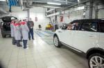 День сервиса Land Rover в Омега-Премиум ЮГ Фото 06