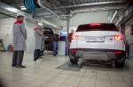 День сервиса Land Rover в Омега-Премиум ЮГ Фото 08