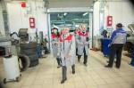 День сервиса Land Rover в Омега-Премиум ЮГ Фото 20