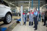 День сервиса Land Rover в Омега-Премиум ЮГ Фото 27