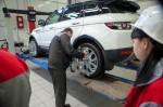 День сервиса Land Rover в Омега-Премиум ЮГ Фото 30