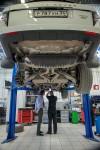 День сервиса Land Rover в Омега-Премиум ЮГ Фото 32