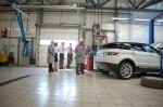 День сервиса Land Rover в Омега-Премиум ЮГ Фото 46