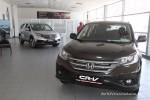 Презентация нового кроссовера Honda CR-V 2.4 в Волгограде