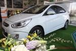Обновленный Hyundai Solaris был презентован в Волгограде