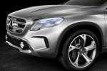 Mercedes Benz GLA 2013 Фото 07