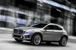 Mercedes Benz GLA 2013 Фото 26