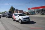 Автопробег Ceed и Sportage 8 мая 2013 года Волгоград Фото 02