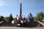 Автопробег Ceed и Sportage 8 мая 2013 года Волгоград Фото 20