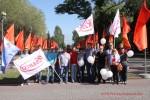 Автопробег Ceed и Sportage 8 мая 2013 года Волгоград Фото 21