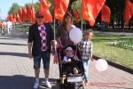 Автопробег Ceed и Sportage 8 мая 2013 года Волгоград Фото 26
