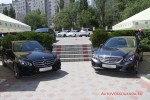 Бизнес-ланч и тест-драйв нового Mercedes-Benz E-класса в