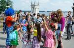 Детский праздник 1 июня Агат Волгоград 2013 Фото 6