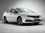 Honda Civic 2014 Фото 07
