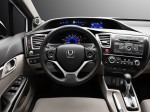Honda Civic 2014 Фото 09