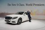 Mercedes-Benz S-Class 2014 Фото 02