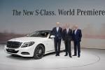 Mercedes-Benz S-Class 2014 Фото 29