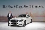 Mercedes-Benz S-Class 2014 Фото 53