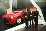 Новая Mazda 3 Фото 21