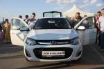 Презентация новой Lada Kalina 2 в Волгограде Фото 49