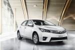 Toyota Corolla 2014 Фото 05