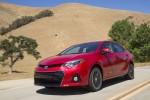 Toyota Corolla 2014 США Фото 23
