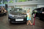 Новая Toyota Corolla в Волгограде фото 30