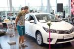 Новая Toyota Corolla в Волгограде фото 5