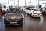 Презентация Toyota Corolla в Волгограде фото 7