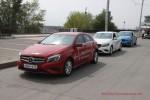 Тест-драйв Mercedes А-класса в Волгограде фото 01