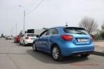 Тест-драйв Mercedes А-класса в Волгограде фото 03