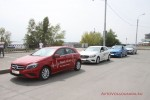 Тест-драйв Mercedes А-класса в Волгограде фото 06
